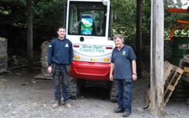 TB230 for River Dart Country Park