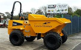 Lewis Homes choose Thwaites