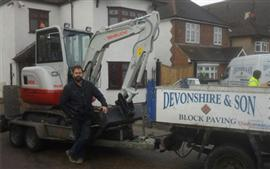 Fourth Takeuchi for S Devonshire & Son
