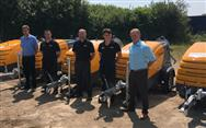 CBL now offering screed pumps from CBL Bridgend