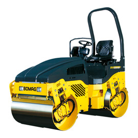 Bomag Compaction