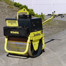 Bomag BW71E-2 single-drum vibratory roller