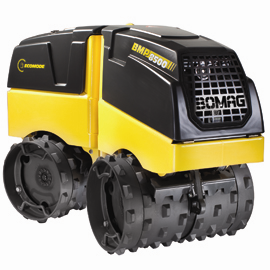 Bomag BMP8500 multi purpose compactor