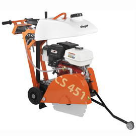 Floor Saw CS451