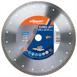 Diamond blade - building materials - Euro Jet