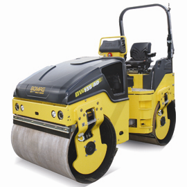 Bomag BW 135 AD-5 tandem vibratory roller