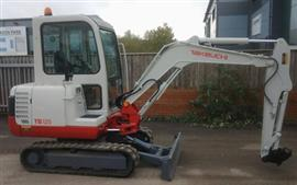 Whelehan Construction refurbish favourite Takeuchi