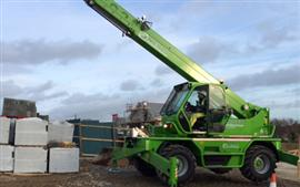 Merlo Roto 45.21 MCSS for Pearce Fine Homes