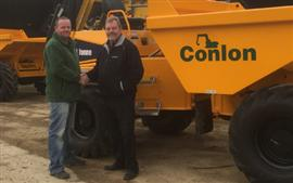 First BW177 sold by CBL goes to Conlon Ltd