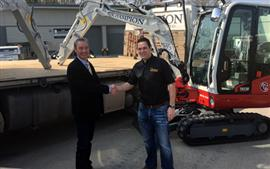 Takeuchi and Thwaites for Fred Champion