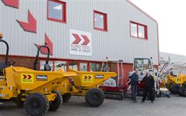 Euro Tool choose Takeuchi and Thwaites