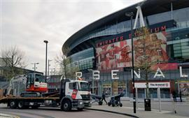 TB260 to work at Arsenal's home stadium