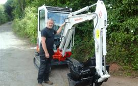Exeter Building Services choose Takeuchi