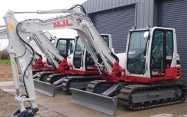 Takeuchi for MJL Group