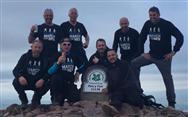 CBL Bridgend team completes Three Peak Challenge!
