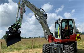 Takeuchi 'Duck' for D & C GroundTek