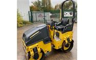 Used Bomag BW100 off to Broadway Plant