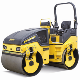 Bomag BW 138 AD-5 tandem vibratory roller