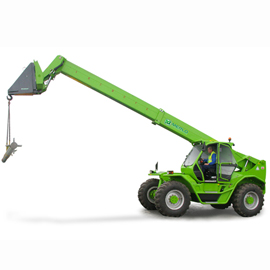 Merlo High Capacity range